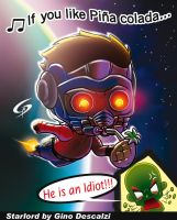 Starlord man!!! by Dreamgate-Gad