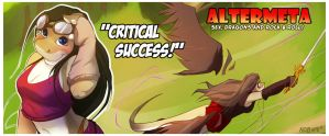 Altermeta - Critical Success by Noben