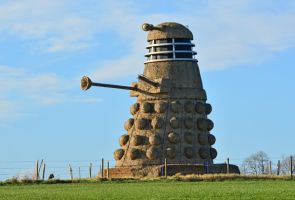 Snugbury's Dalek (3) by masimage