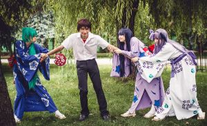 Everyone love Keiichi by SonyaMouse