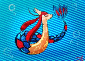 Milotic by DC-san