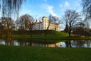A castle in Celle by astridsnus