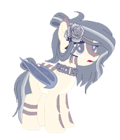 REadopt Bat Pony |OPEN| by Hunny-B-ADOPTS