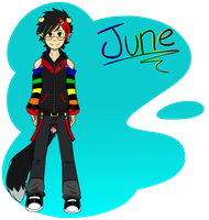 Hohle June ::EDIT by Dark-Heart1238