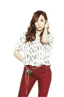 Tiffany SNSD PNG by PowerBerry10