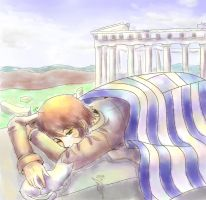 greece by saTen0w0