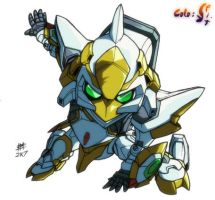 Code Geass Lancelot by ShadowSpit