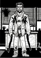 Max Payne Design by Andrew-Ross-MacLean