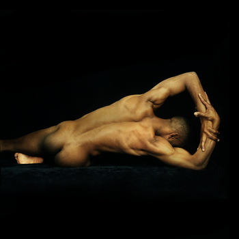 Reclining Nude 4 by cable9tuba