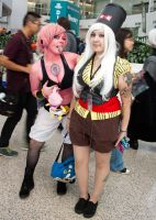 Buu and Dr. Gero by EriTesPhoto