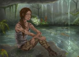 Tomb Raider by fafner1