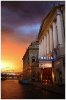 Thalia Theater by teuphil