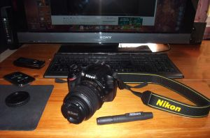 NIKON D3200 by Mandy0x