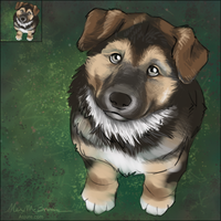 Puppy Port - SOLD by Xaishi