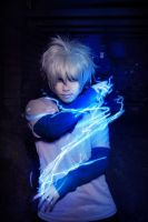Killua Zaoldyck_HUNTER HUNTER by AMPLE-COSPLAY