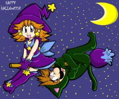 Happy Halloween 2007 by LoveandCake