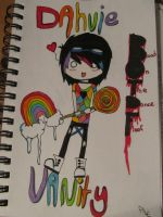 Dahvie Vanity by andrewhurleys