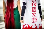 I want to hold your Hand. Kushina, Minato cosplay. by Giuzzys