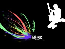 Muse Wallpaper by iheartbellamy