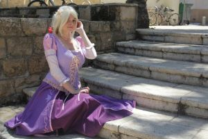 Rapunzel Cosplay 2 by SugarMimika