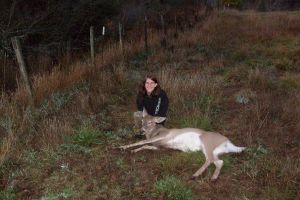 My 2009 Whitetail Doe by obsidianhart