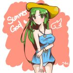 Summer God by Creseliia
