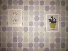Paintings on my wall by ProjektGoteborg