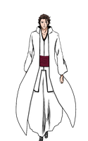 Sosuke Aizen by Arrancarfighter