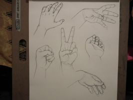 Handss by virecca