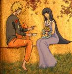 Naruto Hinata - Feeding Issues by SupremeDarkQueen