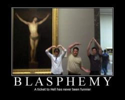Blasphemy by thealmostcool