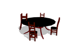MMD Chairs by mbarnesMMD