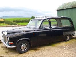 Hearse Stock 2 by Lucy-Stock