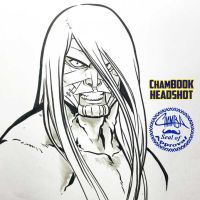 ChamBOOK Headshot - Luther Strode by theCHAMBA