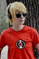 Dave Strider cosplay HOMESTUCK by CarcinoVantasKisu