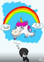FUUUUUunicorn by DreamGalvin