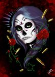 Death Goddess by Lillas40