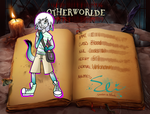 Eli :: Otherworlde 2nd year by AngryChickenstrip