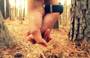 365 Project-Day 65: Holding Hands by hourglass-paperboats