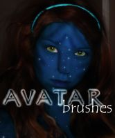 ''Avatar'' Brushes by Neytiiri