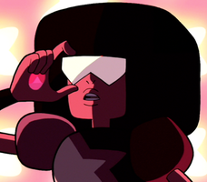 FREE TO USE ~ Garnet Icon by RoseQuartz-SU