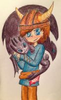 The Fiercest, Most Dangerous Team... Pft, right... by Magical-Awesome-Kid