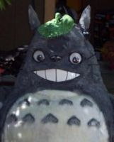 totoro close up by LilleahWest