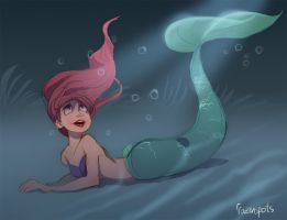 Ariel by Frozenspots