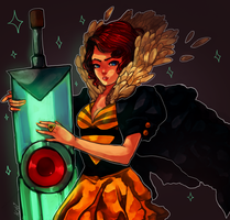 Transistor by Oa-chi