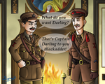 Blackadder Goes Forth by CartoonSilverFox