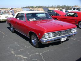 Stock 1966 Chevelle by Daturaemo