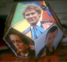 Doctor Who Dodecahedron 2 by gpsc