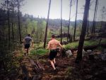 Another Trail Run by Love2B