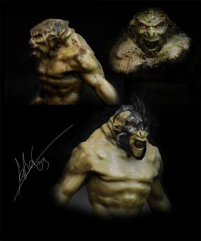 Orc by goor